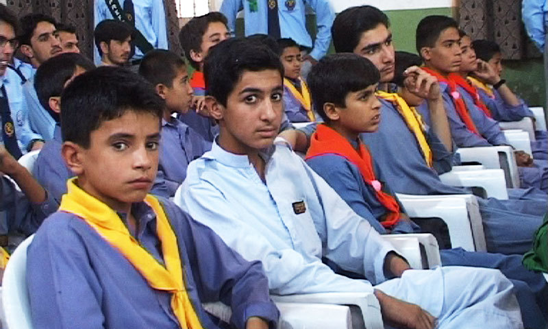 Dire straits at govt schools pushing Quetta towards illiteracy
