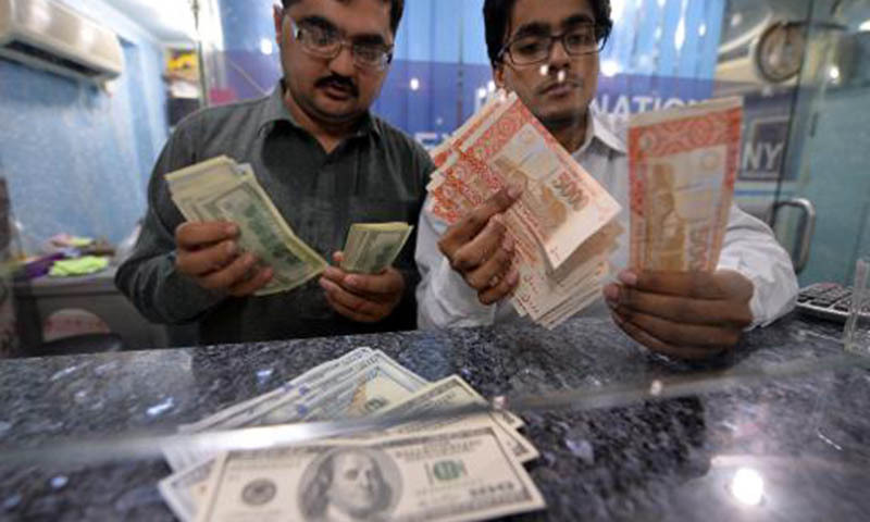 Pakistanis remitted $2.978 billion in first two months (July-Aug) of current fiscal year.— AFP file photo
