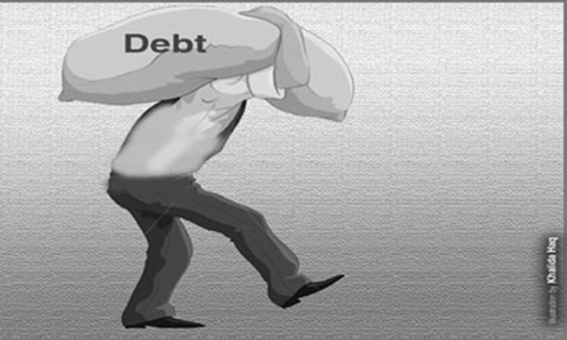 A recently produced data of the State Bank showed the country paid $6.820bn as debt servicing in FY14.