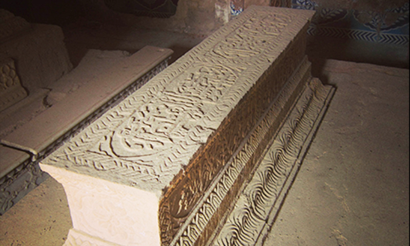 Histories forgotten: The crumbling tombs of Talpur Mirs