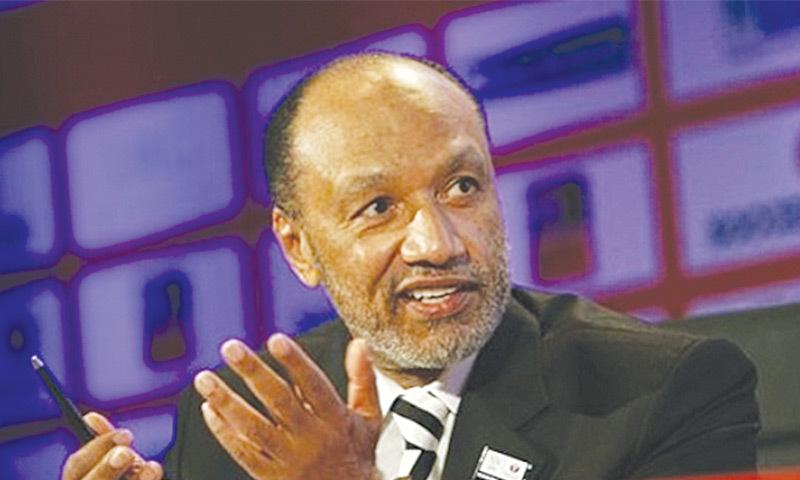 FORMER AFC president Mohammed Bin Hammam.—AP/file