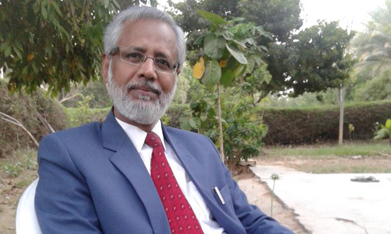 Dr Shakeel Auj. — Photo from Facebook page.