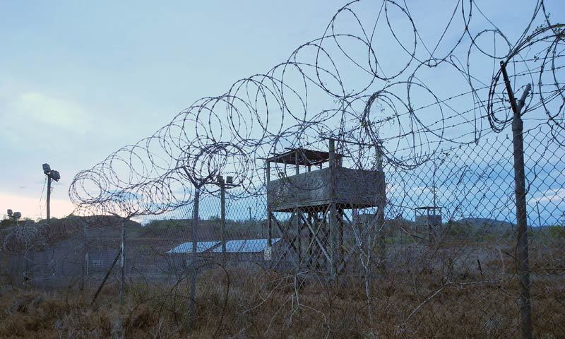 Guantanamo Bay prison. — File photo