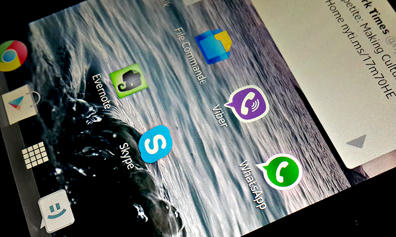 Iran judiciary calls for ban on messaging applications