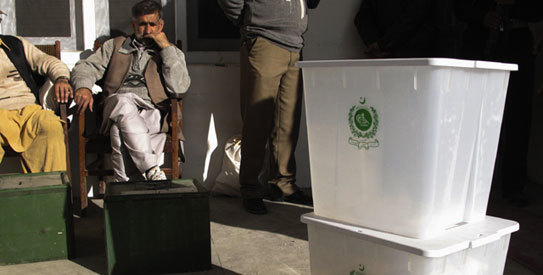 ECP 'disowns' damning post-election report