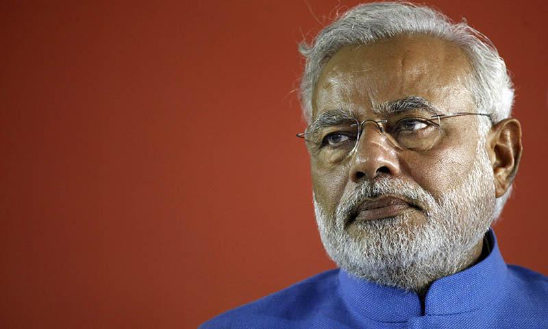 Indian Prime Minister Narendra Modi. — File photo