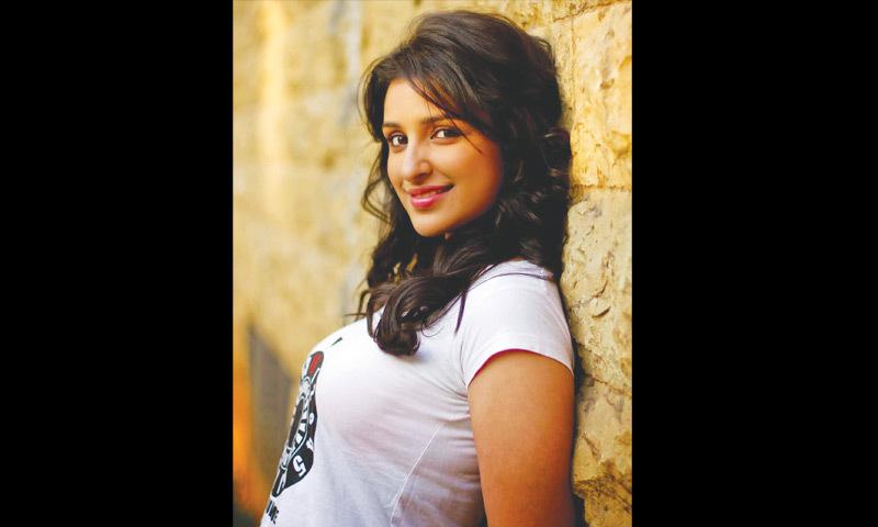 Falling in love with Parineeti Chopra