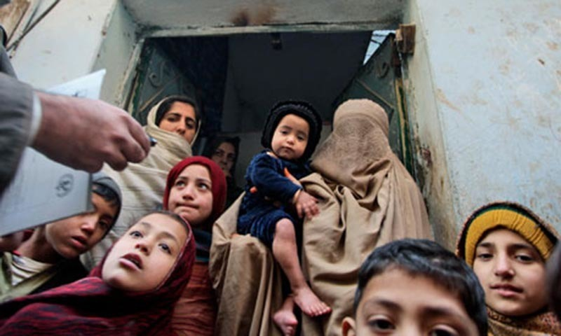 130 of the cases reported this year are from the troubled northwestern Federally administered Tribal Areas (Fata) bordering Afghanistan.—AP/File photo