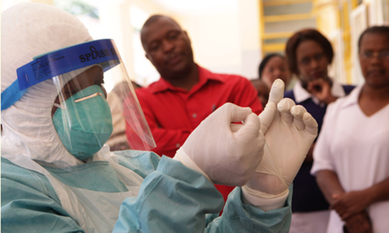 Ebola fear grips United State