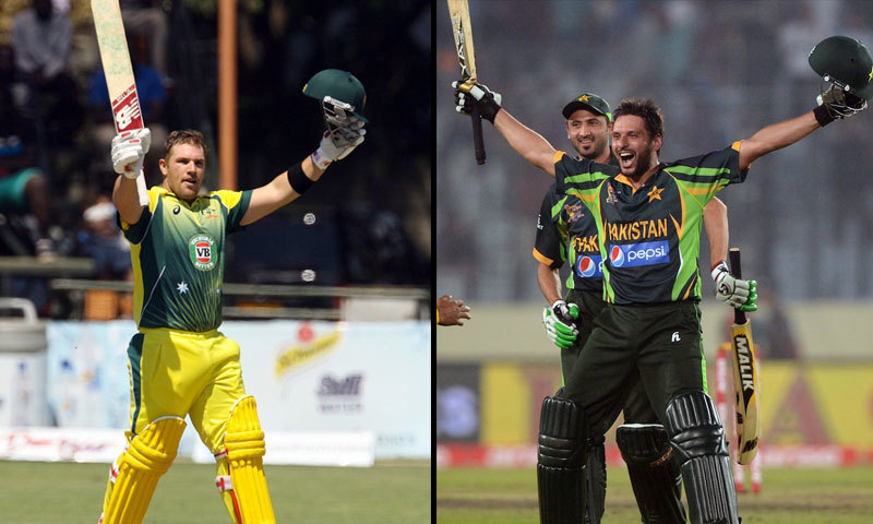 Pakistan, Australia target Twenty20 future