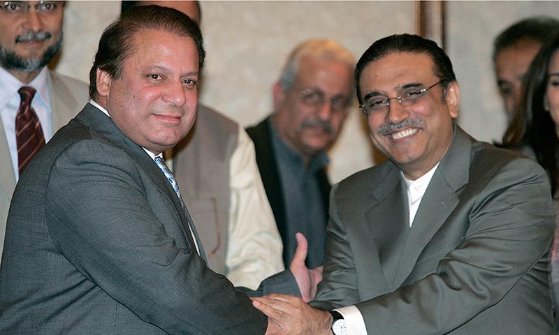 Go Nawaz' gets PPP stars 'going'