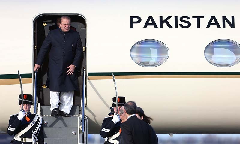 PM's foreign trips: LHC orders govt to  submit record of expenses
