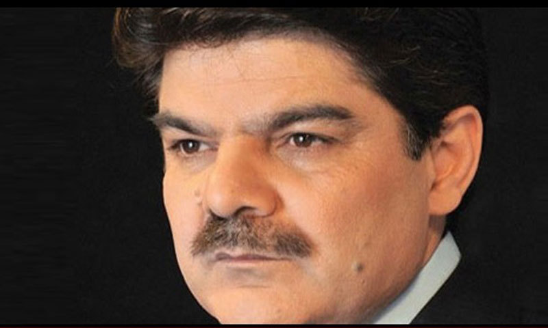 Mubashir Lucman.—Photo courtesy: Arynews.tv