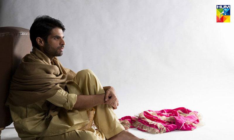 Adnan Malik as Khalil in *Sadqay Tumhare*. — Photo Courtesy: HUM Network Ltd.