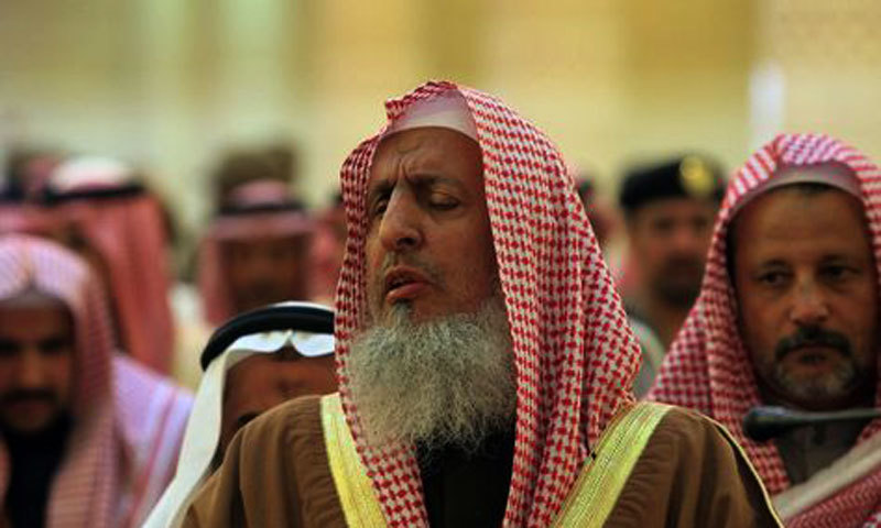 Saudi grand mufti Sheikh Abdul Aziz al-Sheikh. – AFP Photo/File