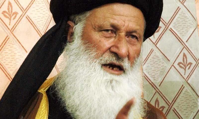 Maulana Mohammad Khan Sherani.— File photo