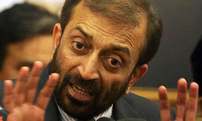 MQM leader Farooq Sattar. — File photo