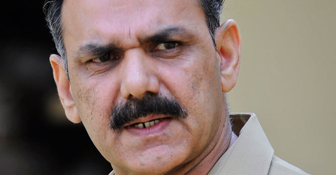 Director General of the Inter-Services Public Relations Major General Asim Bajwa.—Reuters file photo