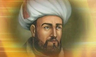 12th century Islamic thinker, Imam Ghazali, who advocated an end to
