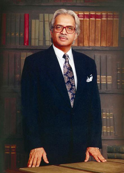 Poet, painter and author, Hanif Ramay, is considered one of the main ideologues and theorists of modern Islamic Socialism in Pakistan. He was one of the founding members of PPP.