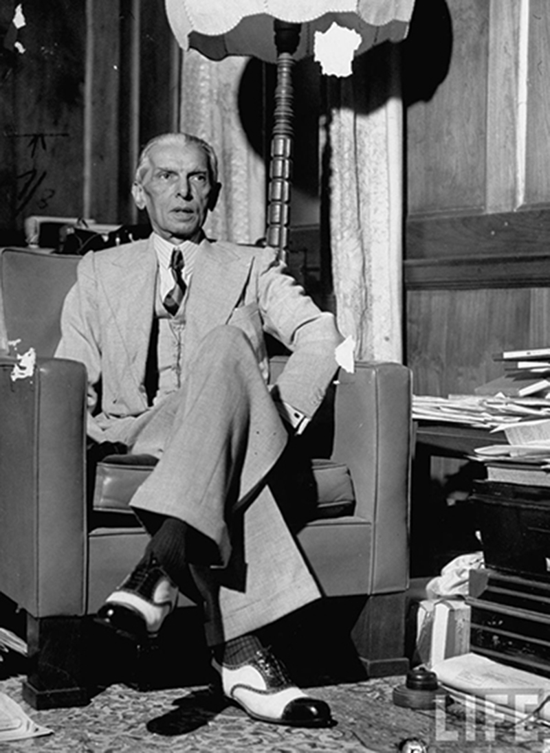 The founder of Pakistan, Mohammad Ali Jinnah, tried to bridge the political gap between Muslim Nationalism and Liberal Islam in South Asia.