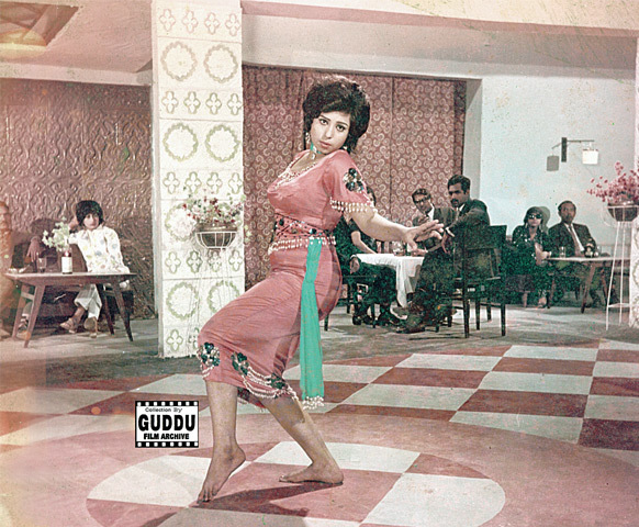 Dancer Niggo was the first choice of filmmakers for the classic mujra girl.