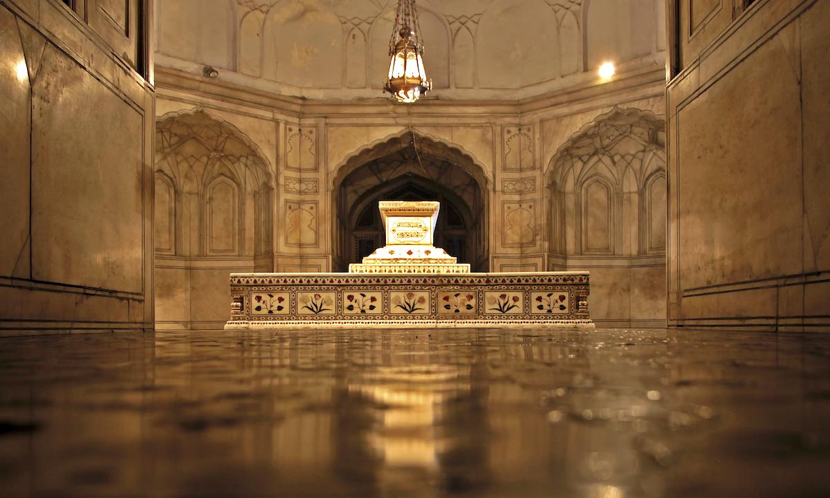 مقبرہ جہانگیر، لاہور— فوٹو شعیب طاہر