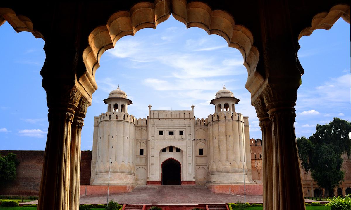 بادشاہی قلعہ، لاہور— فوٹو روحان بھٹی
