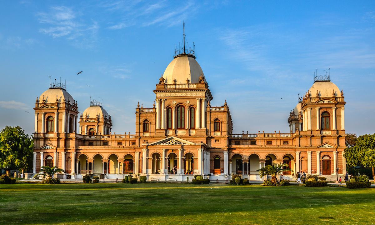 نور محل، بہاولپور— فوٹو محمد اشعر