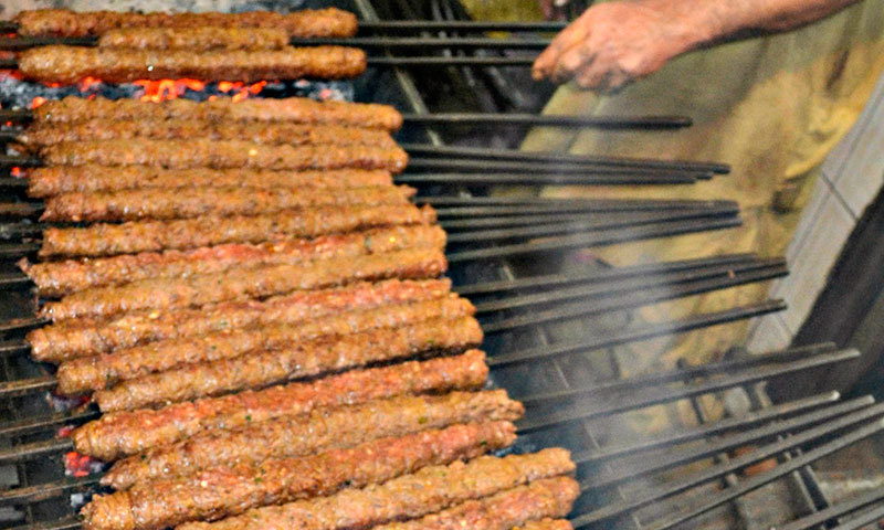 Waheed Kebab House serves an array of BBQ items.– Photo credits: Iman Mufti
