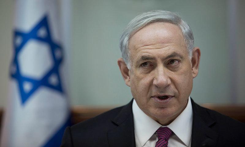 Prime Minister Benjamin Netanyahu. — Photo by AP