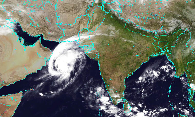 Now cyclone-triggered floods hit odisha; 25 lakh marooned