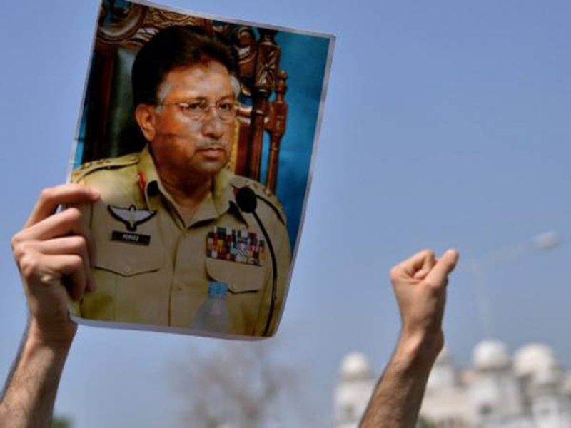 In the first five years of his rule, Musharraf managed to construct a feel-good environment in which the economies of the country's major urban centres thrived. The euphoria however began to wear off after 2006.