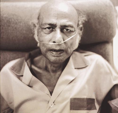 Habib Jalib, Photos courtesy: Guddu Film Archive