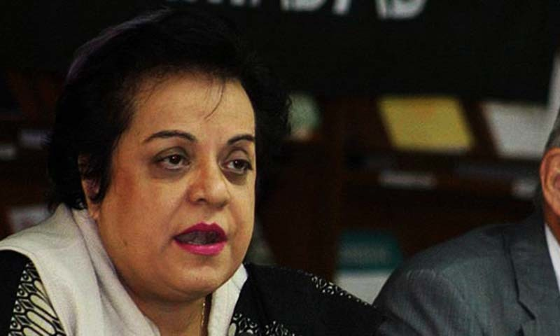 Pakistan Tehreek-i-Insaf (PTI) Central Information Secretary Shireen Mazari.    —Online/file