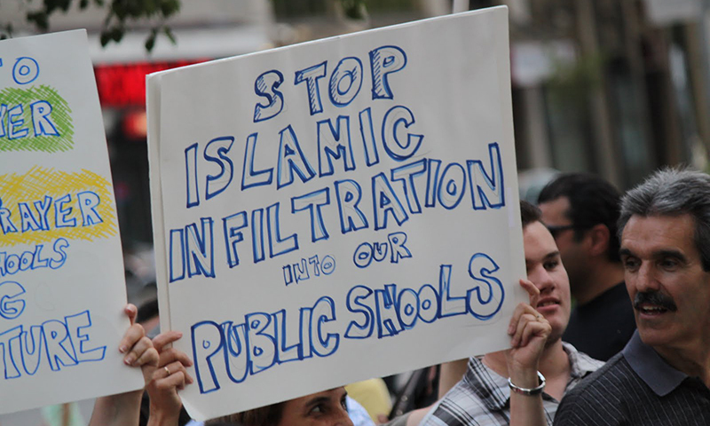 View from abroad: Causes of Islamophobia