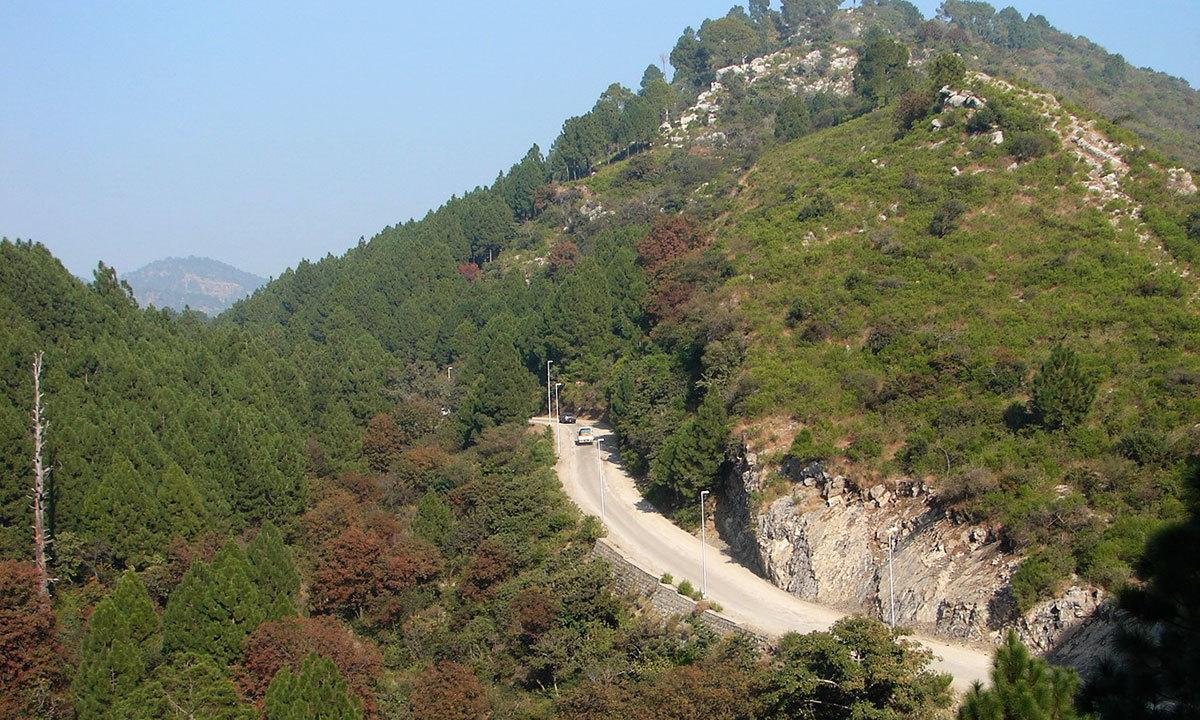 مارگلہ نیشنل پارک