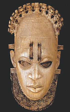 Queen-mother Idia