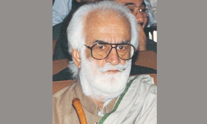 Nawab Akbar Khan Bugti.   -Dawn file photo
