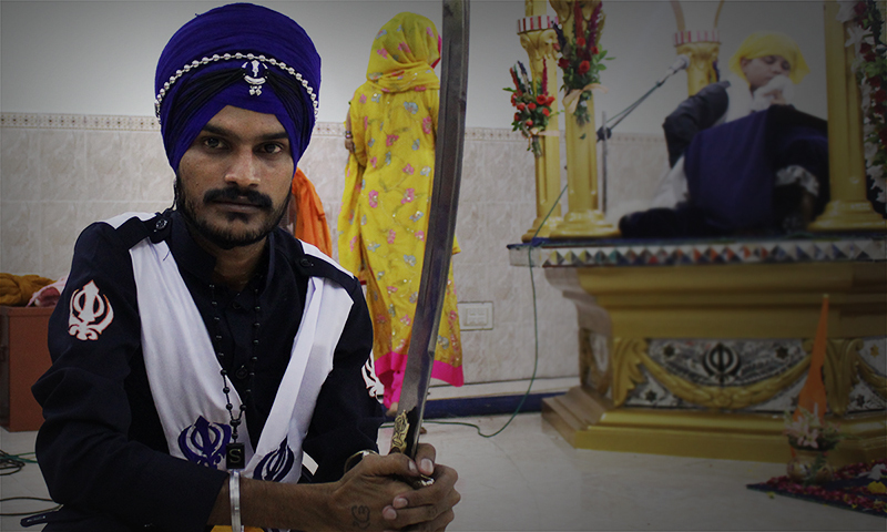 Narayanpura — An anomaly for Karachi's marginalised Sikhs