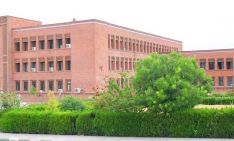 Islamic university dean forcing gender segregation on faculty