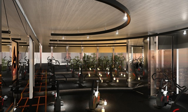 CORE is opening a cycling studio at Ocean Tower shortly