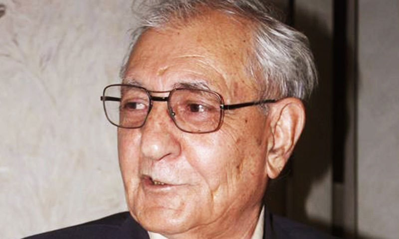 Governor Balochistan Mr Muhammad Khan Achakzai. - APP/file