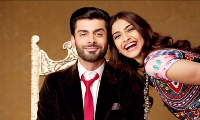 "Fawad Khan and Sonam Kapoor in a scene from ""Khoobsurat"". – Courtesy Photo"