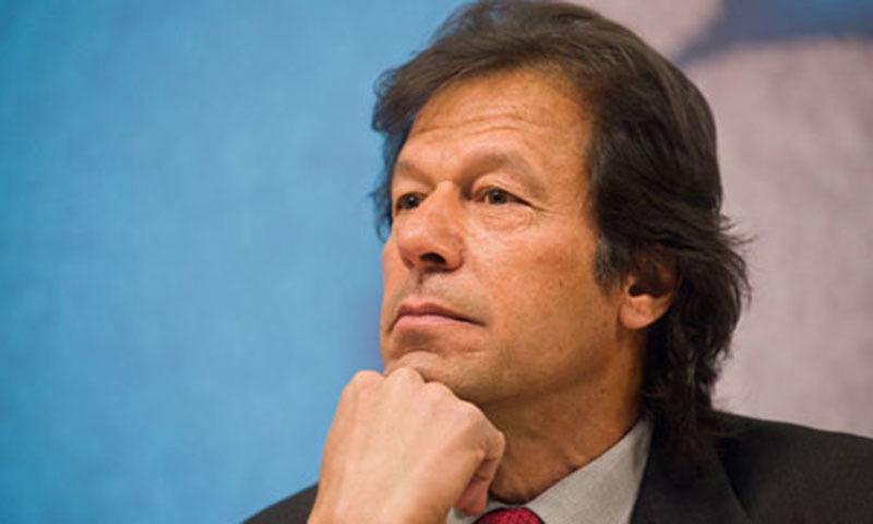 Pakistan Tehreek-i-Insaf Chairman Imran Khan. —AFP/File