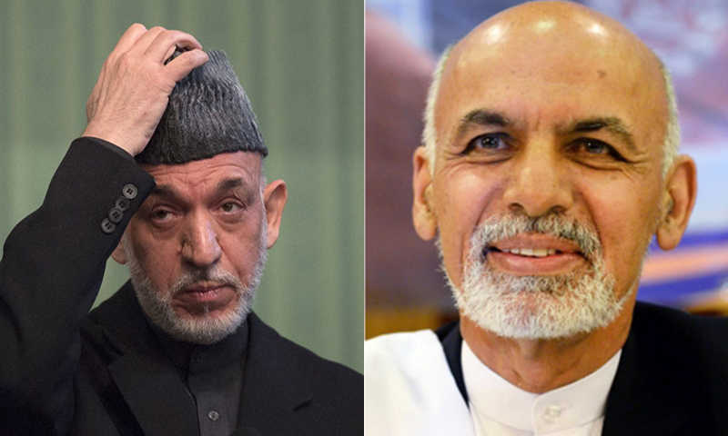 Ghani's visit to Pakistan took place in a more cordial and cooperative manner than the one, during the Karzai era.—AFP/File