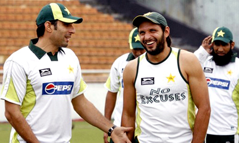 Though successful in the five-day format, Shahid Afridi