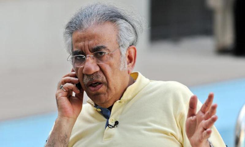 Sadruddin Hashwani, chairman of the Hashoo Group. — AFP/File