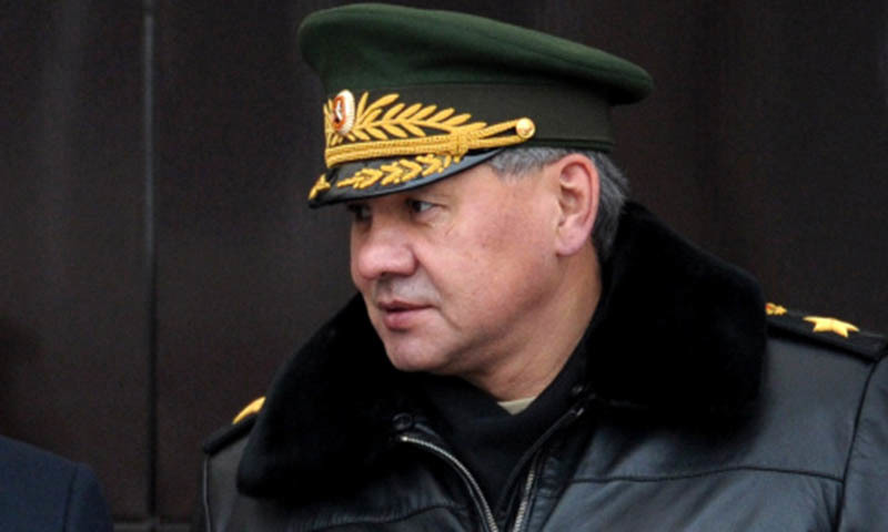 It will be the first ever visit of Russia's  defence minister to Pakistan in recent past.—AFP/File