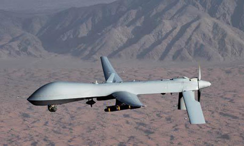 Sources said the dead in the US drone strike also includes a high value target. -File/Reuters